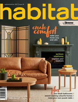 Latest 'Habitat' cover