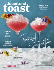 Latest 'Toast' cover