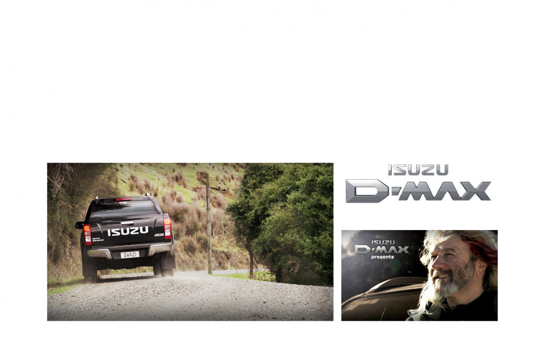 Latest 'Isuzu D-Max' cover