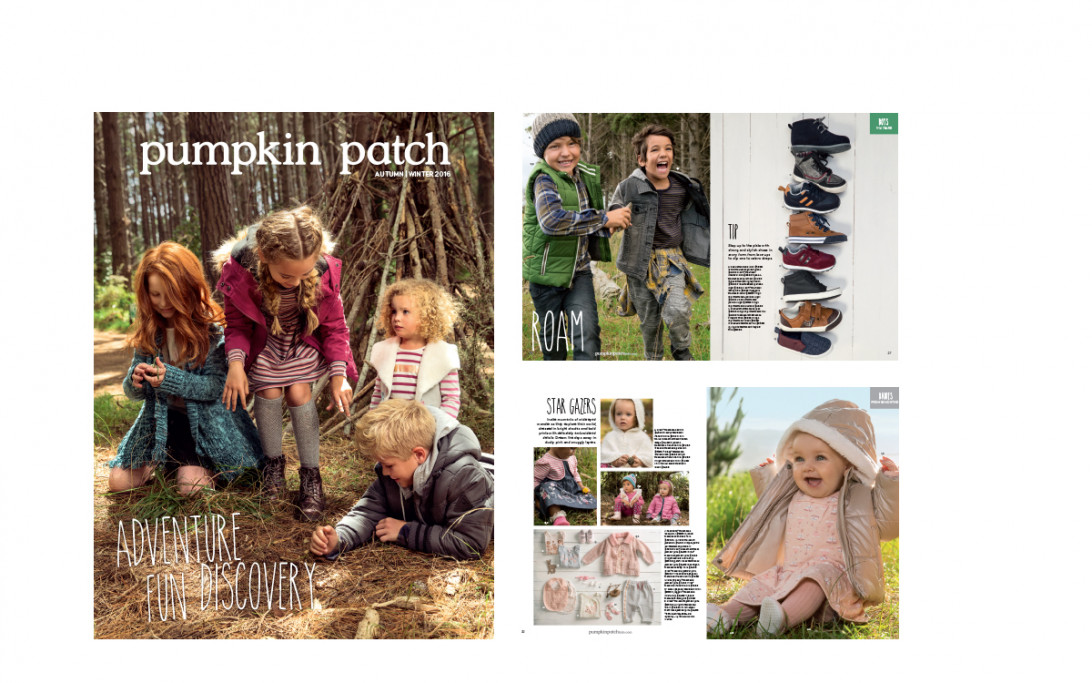 Latest 'Pumpkin Patch' cover
