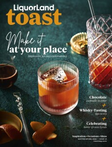 Toast Magazine cover